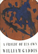 A Frolic of His Own First Edition US 1994